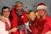 Christmas 2014 Party & Photobooth fun!